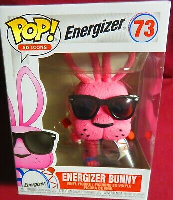 "Brand New Pop ""Icons"",  Ad Icons, #73, The Energizer Bunny,         In Hand"