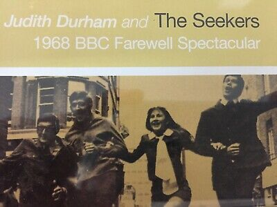 JUDITH DURHAM & THE SEEKERS - 1968 BBC Farewell Spectacular CD Disc looks AS NEW