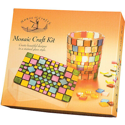 House of Crafts Mosaic Craft Kit