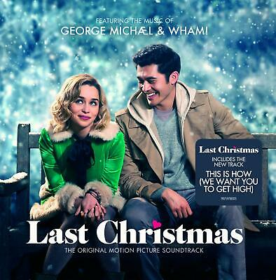 Last Christmas: The Soundtrack George Michael & Wham! Audio CD This Is How NEW