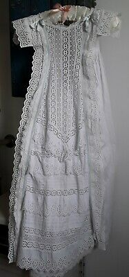 1950s Christening Gown
