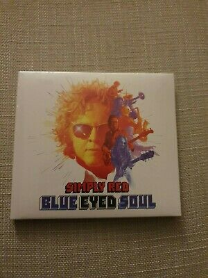 Simply Red - Blue Eyed Soul [CD] 2019