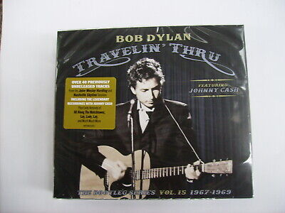 Bob Dylan - Travelin' Thru - 3Cd Sigillato 2019