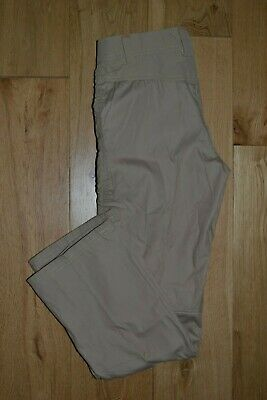 Decathlon Boy's Age 12 Profilter Walking/Hiking Trousers NEW