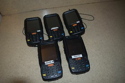 ^^ Datalogic Model Elf Type 00A0Ls-1N0-Cen0 Handheld Scanner - Lot Of 5 (B1)