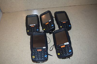 ^^ Datalogic Model Elf Type 00A0Ls-1N0-Cen0 Handheld Scanner - Lot Of 5 (A1)