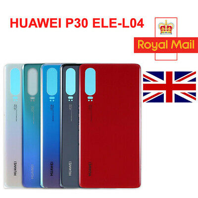 For Huawei P30 Rear Glass Housing Adhesive Battery Back Cover + Adhesive