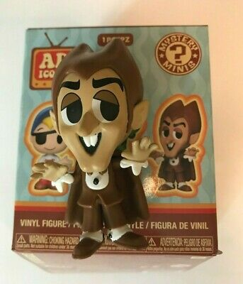 FUNKO~COUNT CHOCULA Mini Ad Icon Mystery Box~OPENED & BRAND NEW!