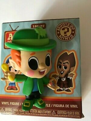 FUNKO~LUCKY CHARMS LEPRECHAUN Mini Ad Icon Mystery Box~OPENED & BRAND NEW!