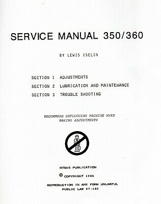 A.B.Dick. Dick 360 SERVICE BUSTER DVD with Service Manual