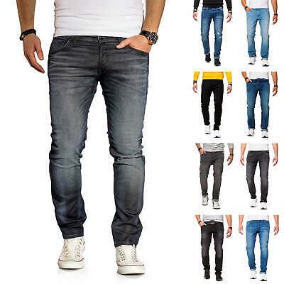Jack & Jones Herren Jeans Stretch Herrenhose Hose Denim Jeanshose SALE %