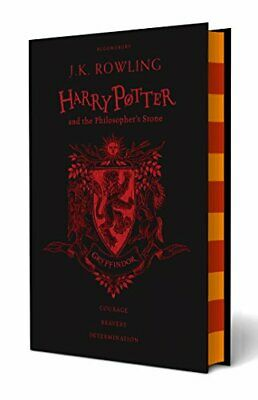 Harry Potter and the Philosopher's Stone ? Gryffindor Edi New Hardcover Book