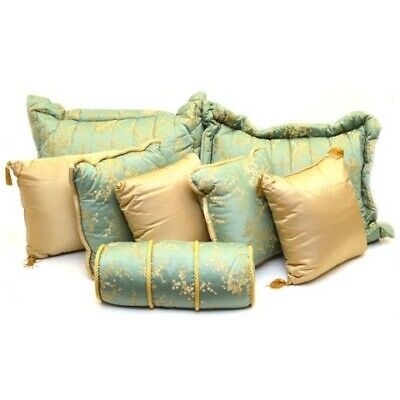 Chaparral Boat Pillow Set 220091 | Green Gold (Set Of 8)