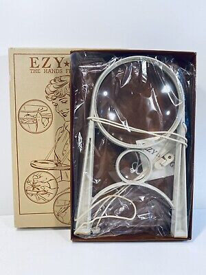 Donegan Optical Co. EZY MAG Hands Free Magnifier in Box - Made in USA ~ Vintage