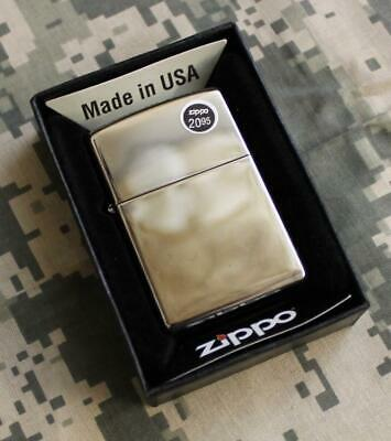 Zippo Classic High Polish Chrome Windproof Lighter Full Warranty! 250 USA!!