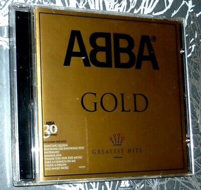 Abba Gold ( 30Th Anniversary ) * Greatest Hits { 19 Track - Cd Album } Near Mint
