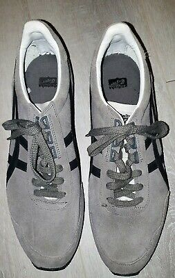 Onitsuka Tiger Grey Casual Shoes Size 13 Us  30.5Cm  Euro 48