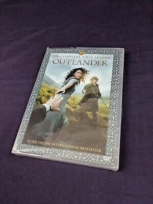 Outlander: The Complete First Season (DVD, 2018)