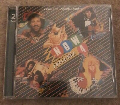 NOW That's What I call Music 4 - 2 Disc CD