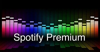 SPOTIFY PREMIUM Family Upgrade With 3 Month Warranty