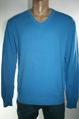 United Colors Of Benetton Maglione Uomo Tg. Xl Man Sweater Casual Vintage A2811