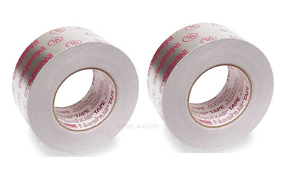 NASHUA 324A Printed Foil Tape,2-1//2In x 60 Yd,Silver