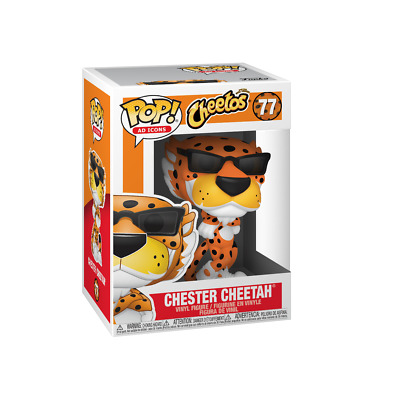 Funko Pop! Ad Icons: Cheetos - Chester Cheetah 77 44581 Vinyl New In Stock