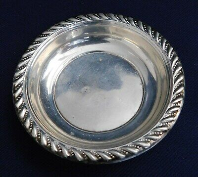 P.S. CO VINTAGE STERLING Silver MANUFACTURED  DISH