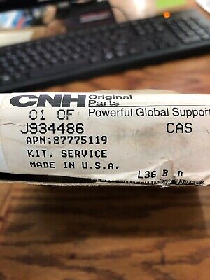 New Holland / Case IH: KIT Part # J934486 Made In USA