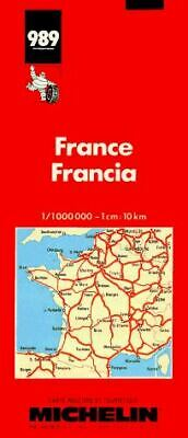France (Michelin Maps), Michelin Travel Publications, Very Good, Map