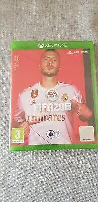 Brand New & Sealed FIFA 2020 on XBOX One