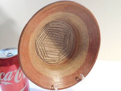 Nayarit Lime Grater Bowl Pre-Columbian Ancient Artifact Mayan Olmec Toltec Aztec