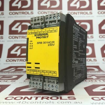 SRB301HC/R | Schmersal | General Purpose safety controller - Used