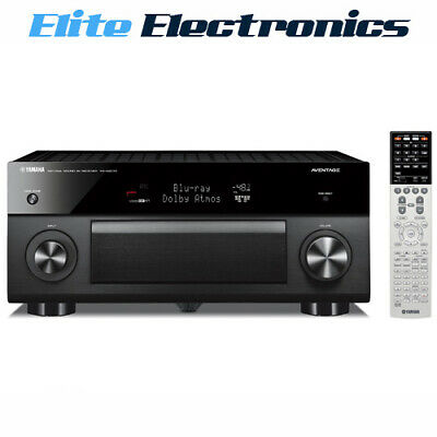 Yamaha Aventage RX-A2070 9.2 Channel Home Theatre AV Receiver