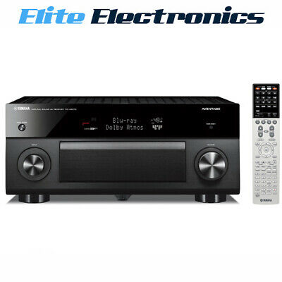 Yamaha Aventage RX-A3070 9.2 Channel Home Theatre AV Receiver