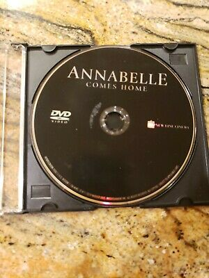 Annabelle Comes Home (DVD, 2019) Like New