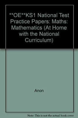 **OE**KS1 National Test Practice Papers: Maths: Mathematics (At Home with the Na