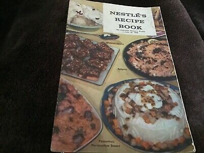 Nestle's Recipe Book 1959