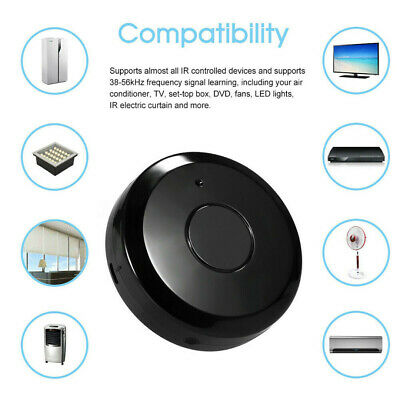 WiFi-IR Remote IR Control Hub Wi-Fi 2.4Ghz Universal For TV Air Conditioner Lamp