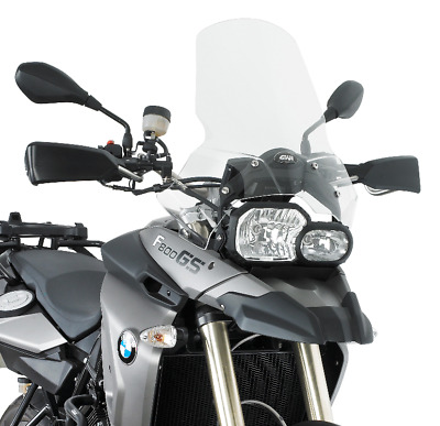 Givi 333DT WINDSCREEN Bmw F800GS 2009 specific F 800 GS SCREEN + D333KIT bracket