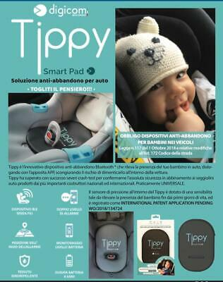 SENSORE BIMBO A BORDO Tippy Smart Pad digicom BE4610 **Spedizione Inclusa!!