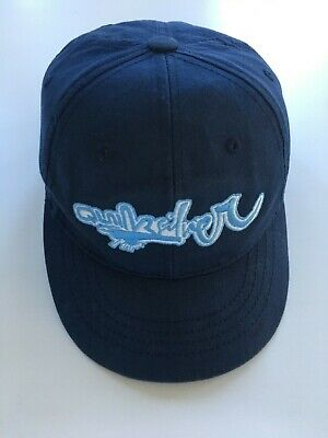 Navy Quicksilver Cap - Boys Size 2-7 Great condition