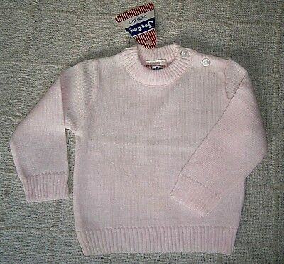 Vintage Baby Jumper - pink - Age 6 months Approx - New