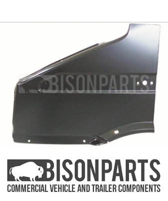 +Fits Iveco Daily 1990-1999 Front Wing Panel With Hole Passenger Side Lh Ive962
