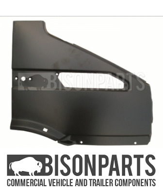 +Fits Iveco Daily 1990-1999 Front Wing Panel With Hole Driver Side Rh Ive963