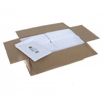 Jiffy Airkraft Padded Envelope Size 1, 170x245mm (Int. Dimensions) White (Box of