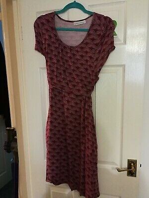 Jojo maman bebe Maternity And Nursing Dress Size L