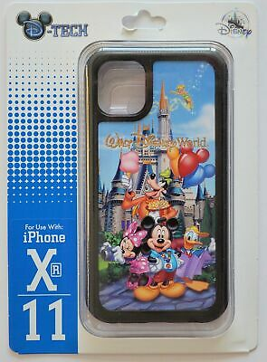 Disney Parks Magic Kingdom Mickey Mouse IPhone XR/11 Phone case NWT