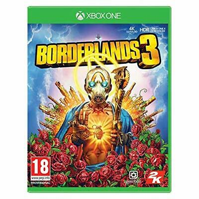 Borderlands 3 (XBOX ONE) Game inc Gold Weapon Bonus Skin Pack DLC NEW