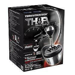 Thrustmaster Th8A Shifter Ps4 Xbox One Ps3 Pc - Windows 8 7 Vista & Xp 4060059